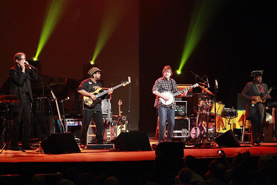 The Bela Fleck Band - Photo by Julian Konwinski