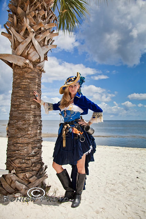 The BEST thing about Cedar Key Pirate Fest - Photo by Pat Bonish